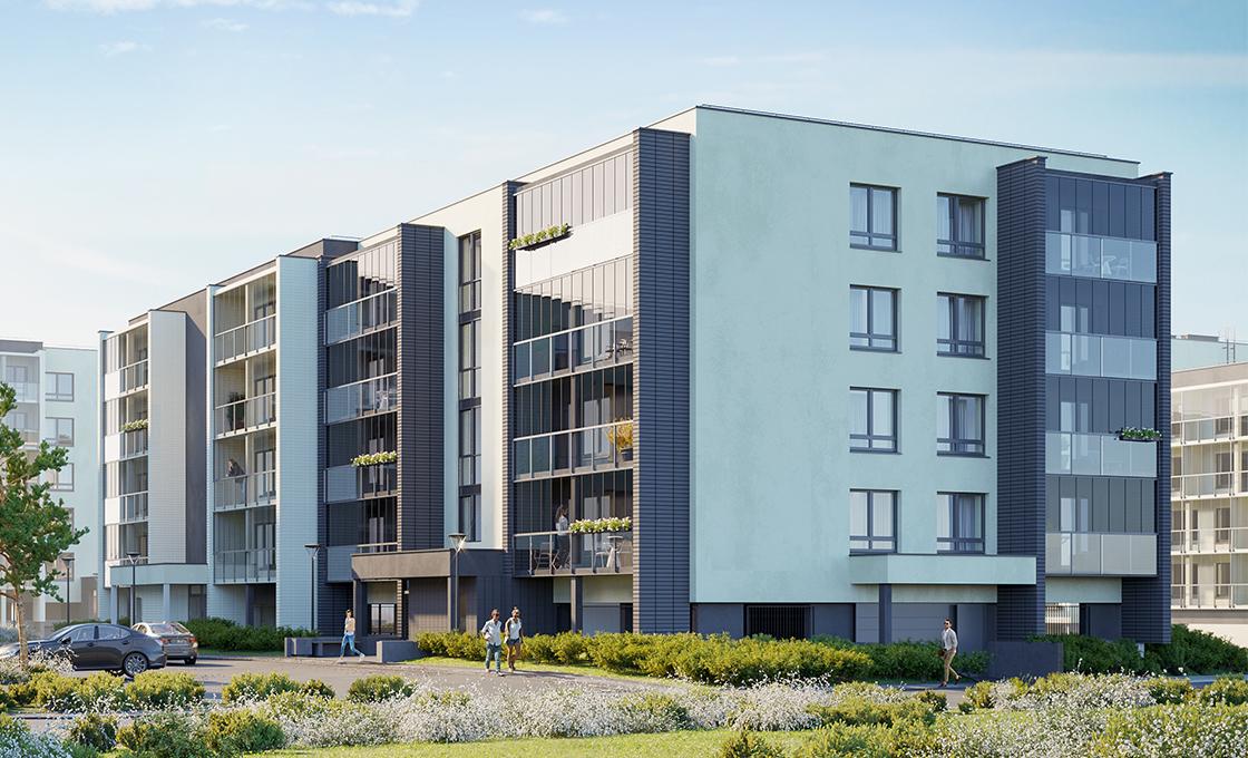 nauji butai Lazdynėliuose, Lazdynuose, Vilniuje, pardavimui